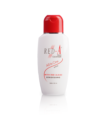 RED-A All In One Acne Face Cleanser - Tea Tree Oil